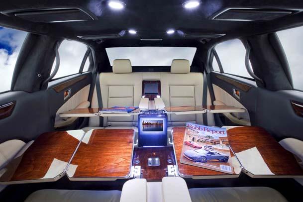 Mercedes-S550-54 - Pullman-Executive-Edition