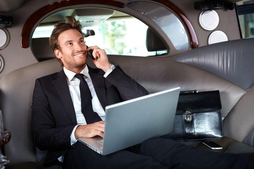 Une Limousine pour les professionnels